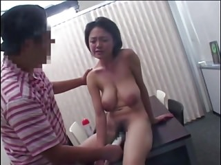 Japanese Lady With..