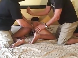 Asian Thai Tie the knot Anal..