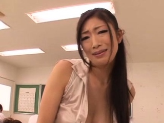 Striking asian Reiko..