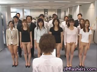 Half nude Japanese chicks..