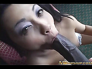 hot oriental playgirl going..