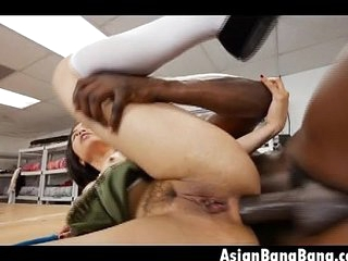Asian Milcah Halili Fucked..