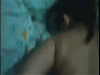 Asian real first time ANAL..