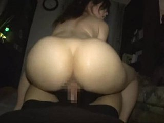Hot Asian Ass Ride
