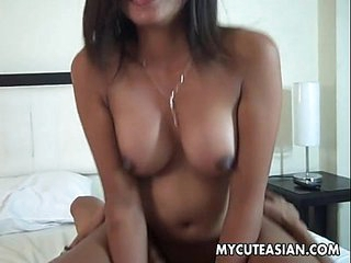 Alluring and ripe Asian..