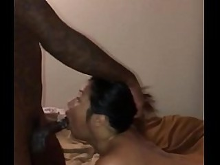 Asian double penetrated by..