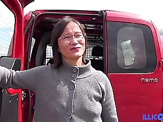 Asian Milf assfudked in the..