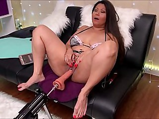 Sexy Asian MILF gets New Sex..