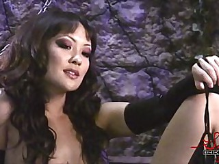 Asian Porn Star Behind The..