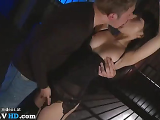 Japanese angel enjoys fetish..